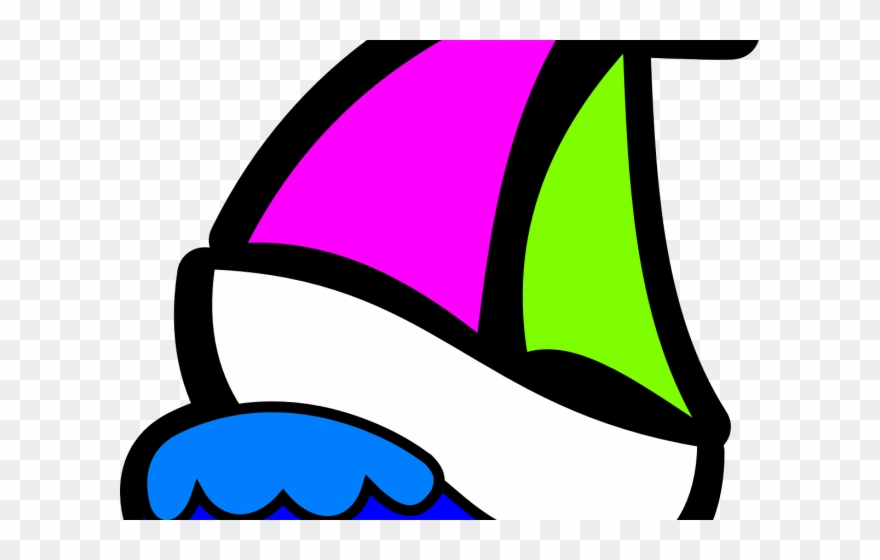 clip free stock Yacht clipart colorful boat. Png download