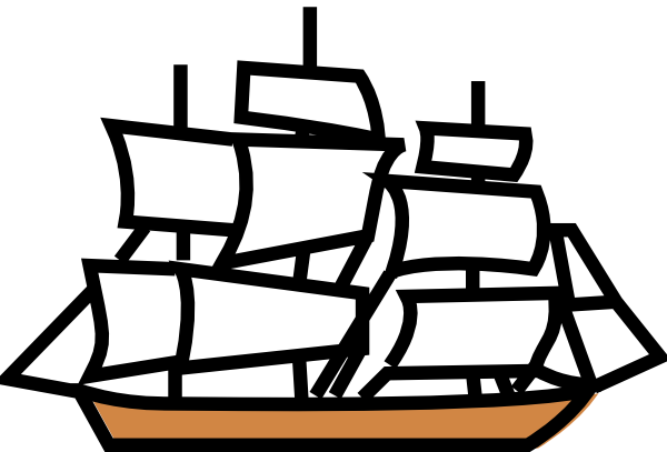 banner royalty free download Yacht clipart colorful boat. Free simple ship drawing