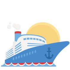 vector transparent download Yacht clipart crucero. Free download clip art