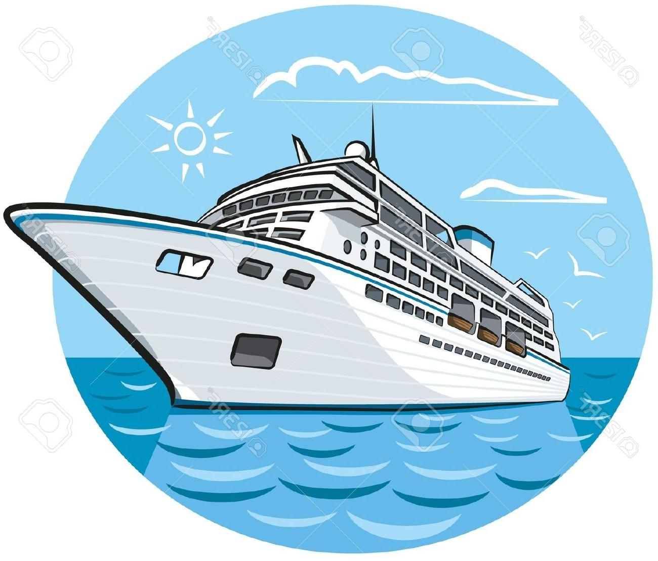 black and white library Thanksgiving clip art passenger. Yacht clipart cruise ship