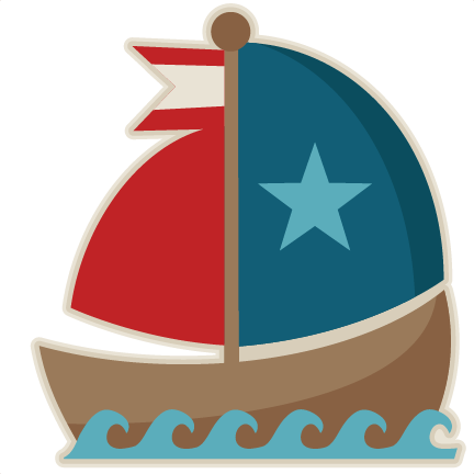 clipart freeuse Sailboat silhouette at getdrawings. Yacht clipart cute