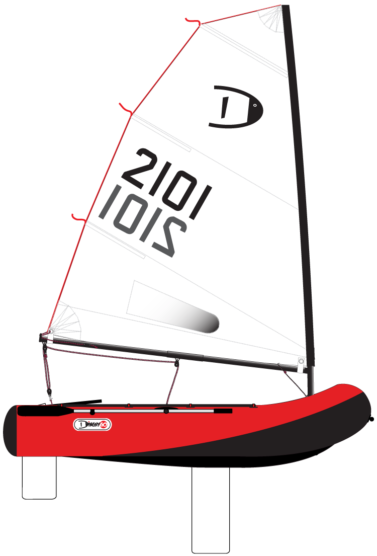 png free stock Inflatable sailing dreaming of. Yacht clipart dinghy