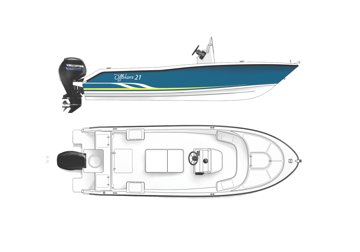 vector freeuse stock Yacht clipart dinghy. Offshore yachts a good