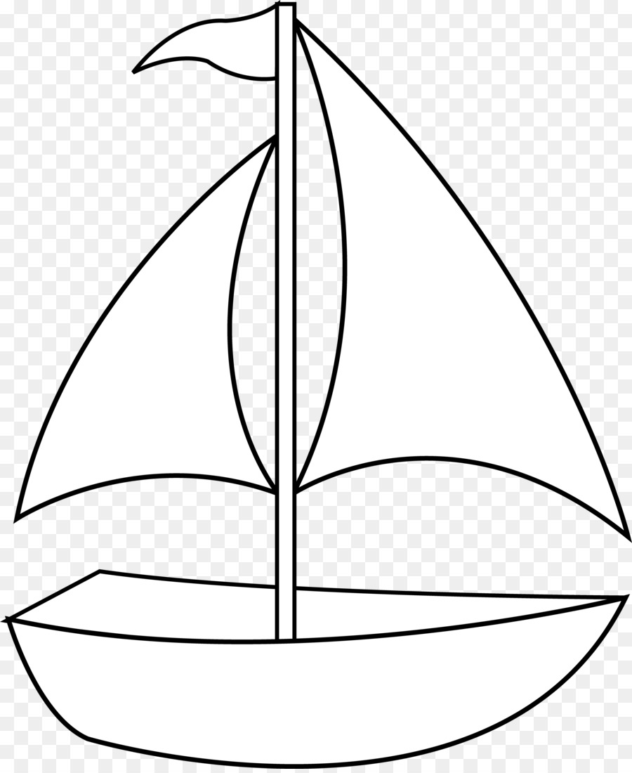 picture freeuse stock Yacht clipart easy. Sailboat drawing free download