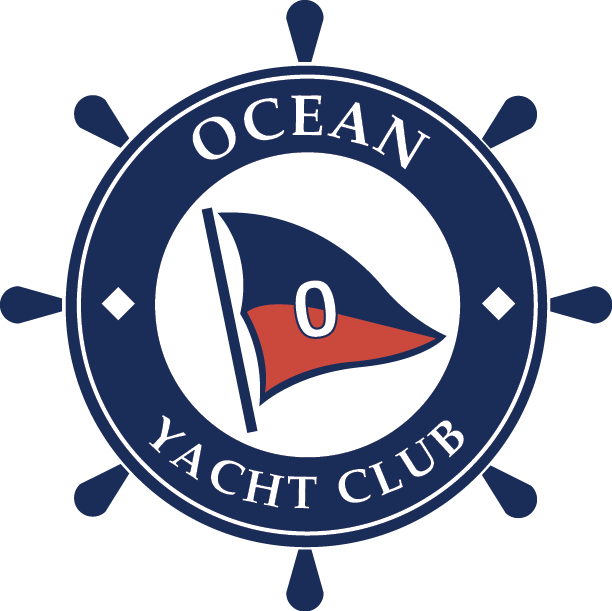 vector library Yacht clipart fishing ocean. Club