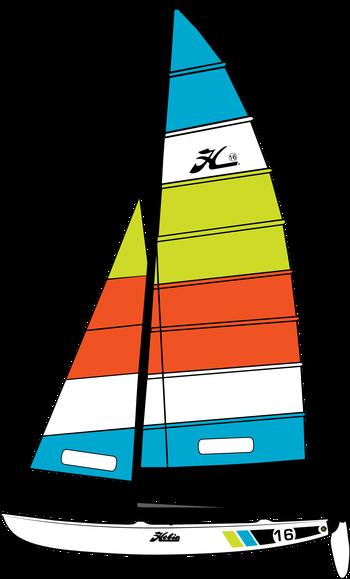 image transparent stock Yacht clipart fleet ship. Hobie le race centre