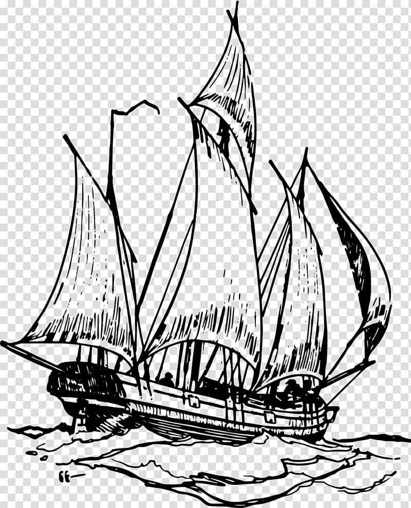 image transparent library Sailing boat ships and. Yacht clipart fleet ship