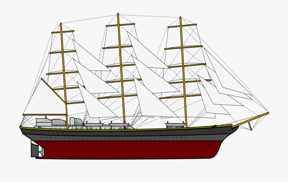 svg transparent library Yacht clipart fleet ship. Sail boat free