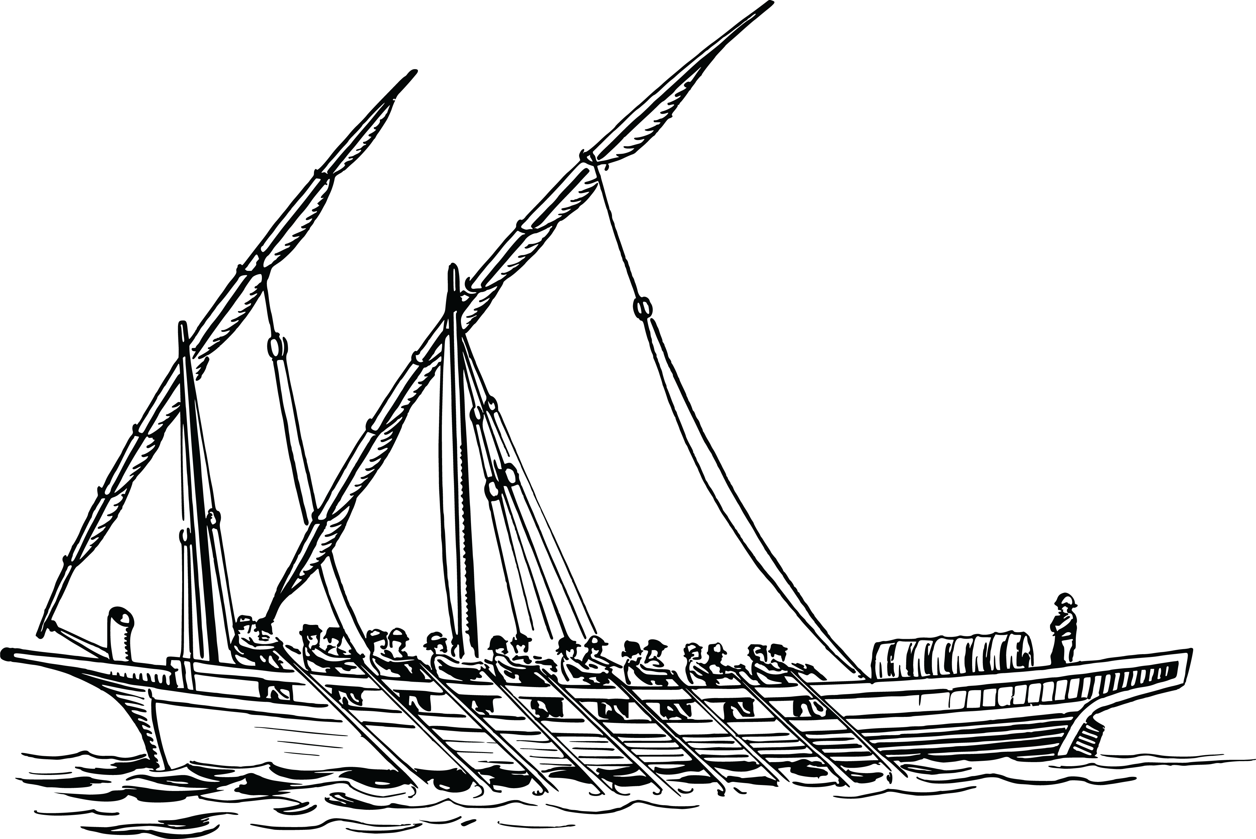 svg transparent library Yacht clipart fleet ship. Collection of free doat