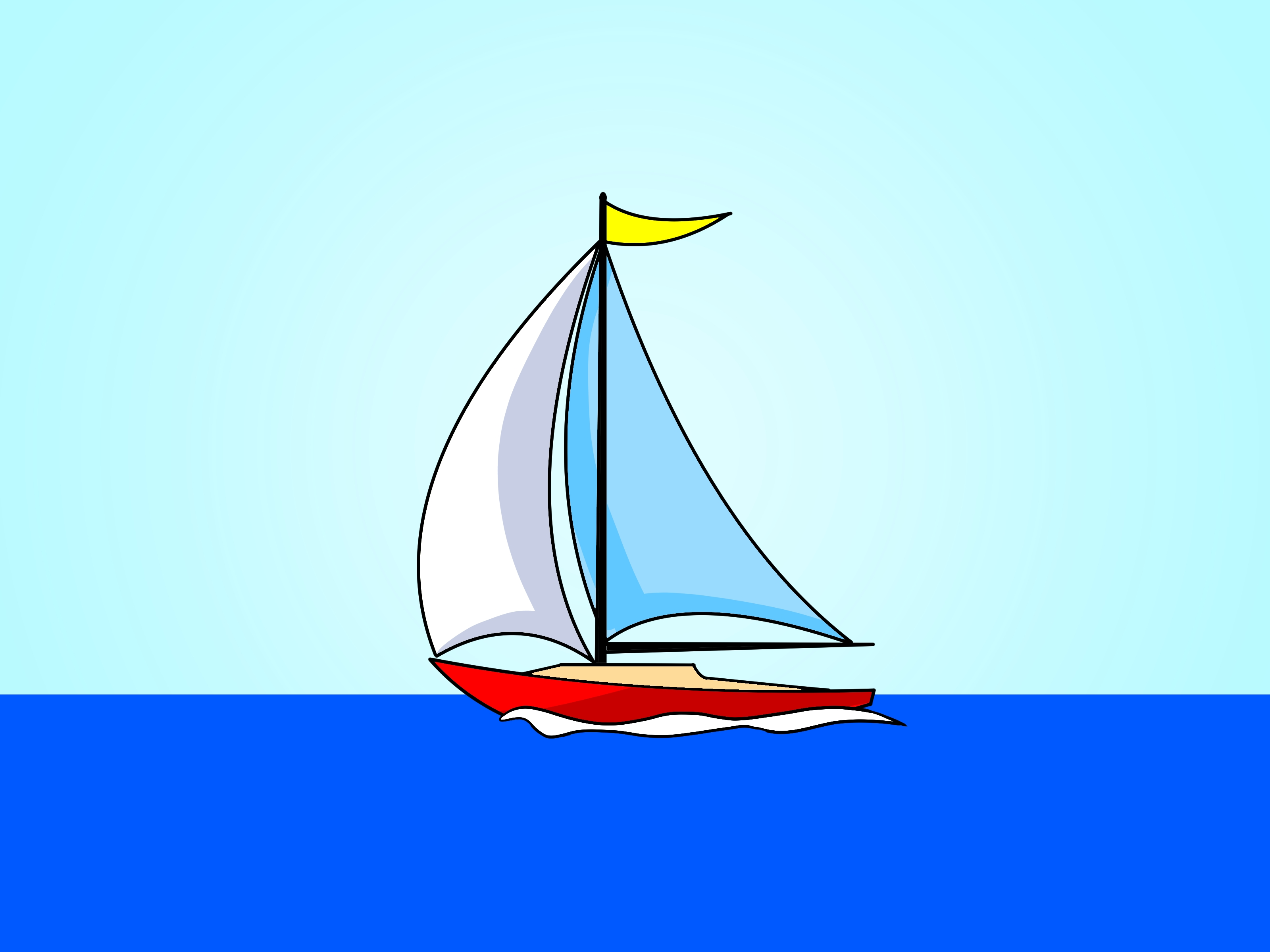 clipart free download Free sailboat pictures for. Yacht clipart kid