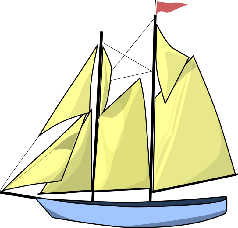 clip freeuse library Sailboat sailing ship free. Yacht clipart kid