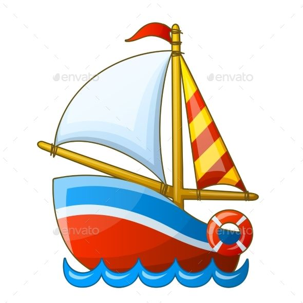 png transparent stock Sailing vessel isolated on. Yacht clipart kid