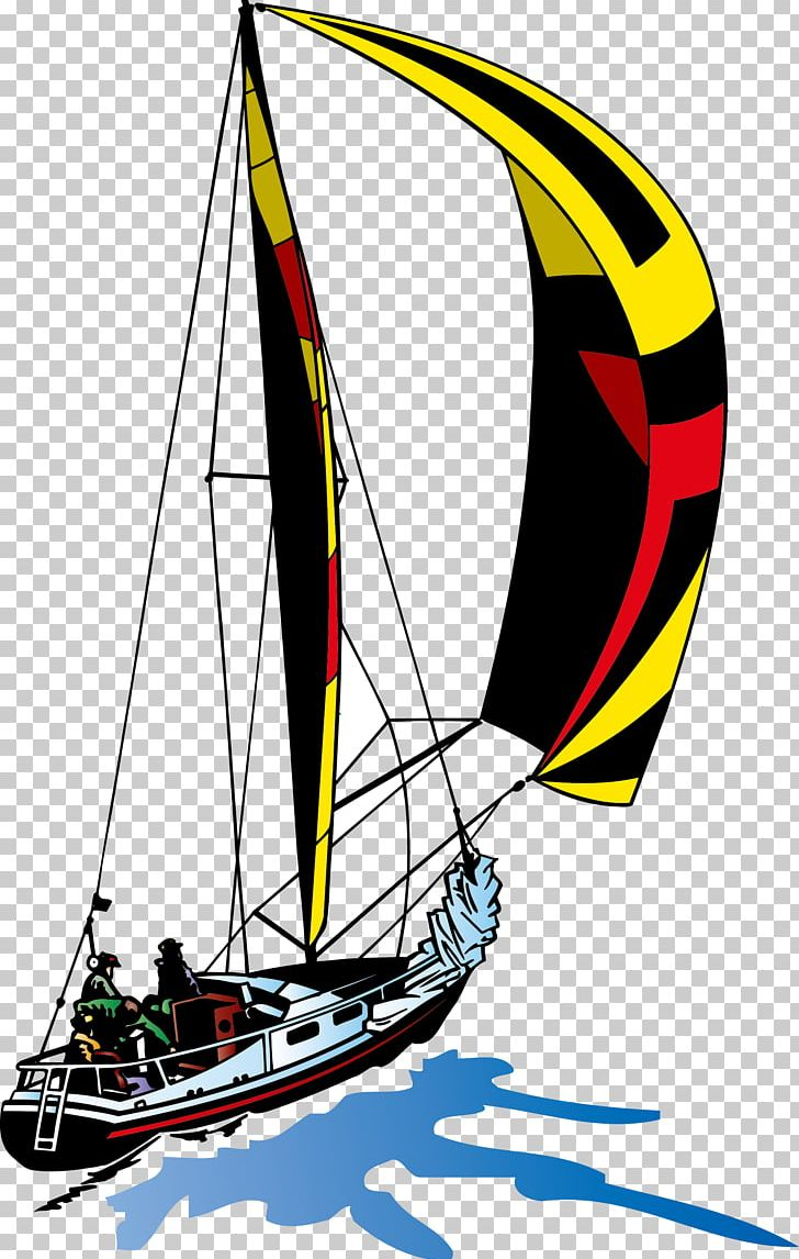 svg transparent download Yacht clipart maritime. Sailing ship transport png