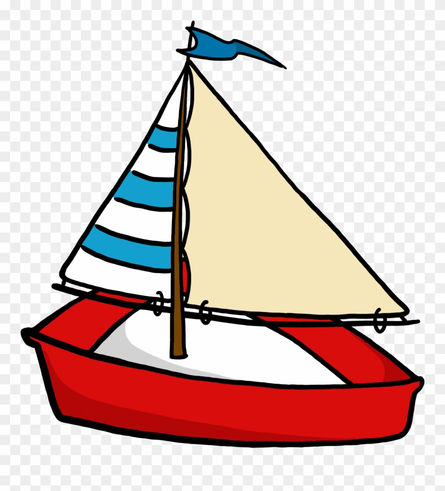 clipart transparent stock Sail boat sailboat vehicle. Yacht clipart mast
