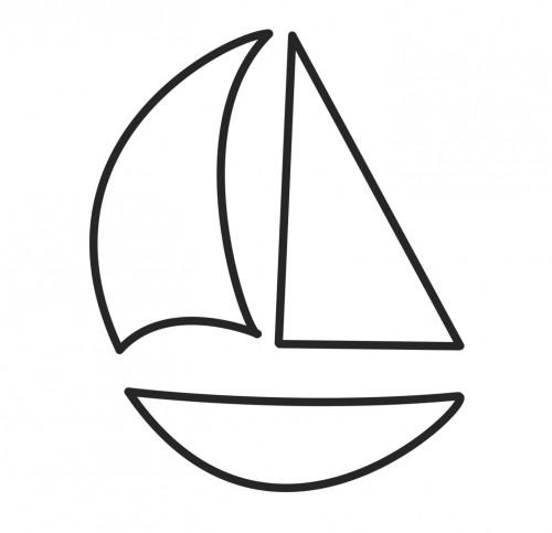 clip library download  drawn free clip. Yacht clipart mini boat