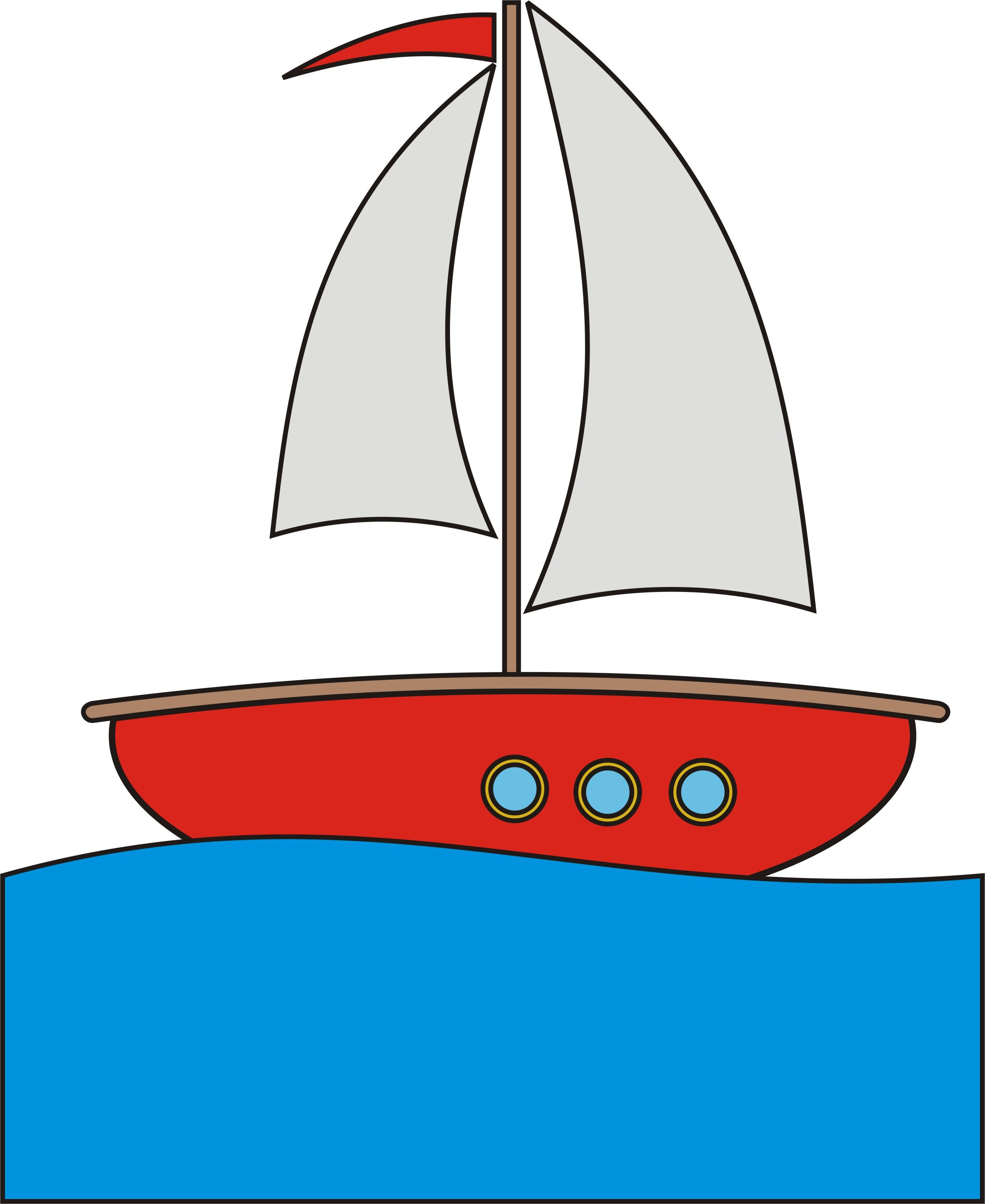 picture download Yacht clipart mini boat. Cartoon pictures boats