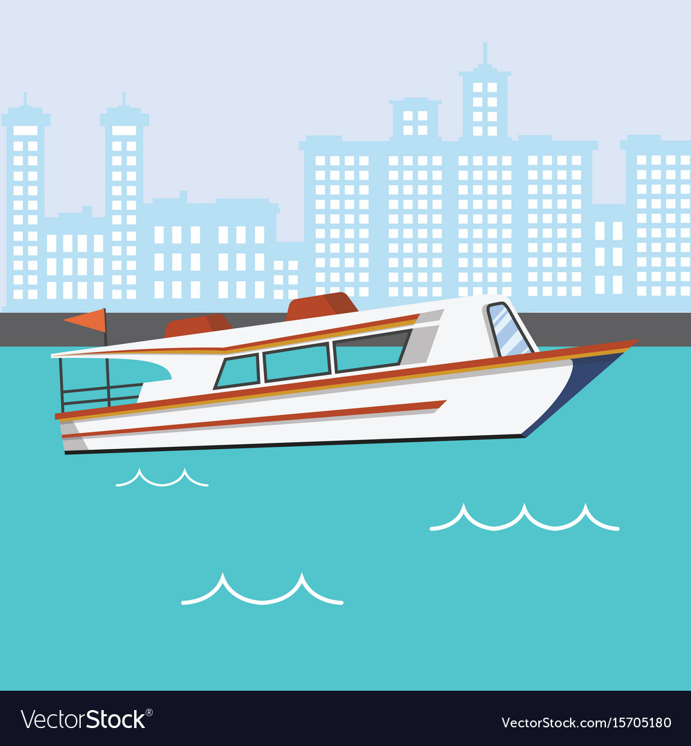 transparent stock Yacht clipart modern boat. Free download clip art