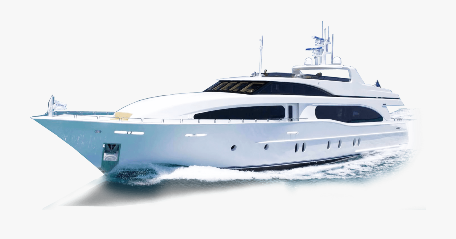 banner free stock Transparent images pluspng yachting. Yacht clipart modern boat