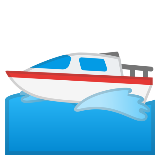 jpg transparent download  google android oreo. Yacht clipart motor