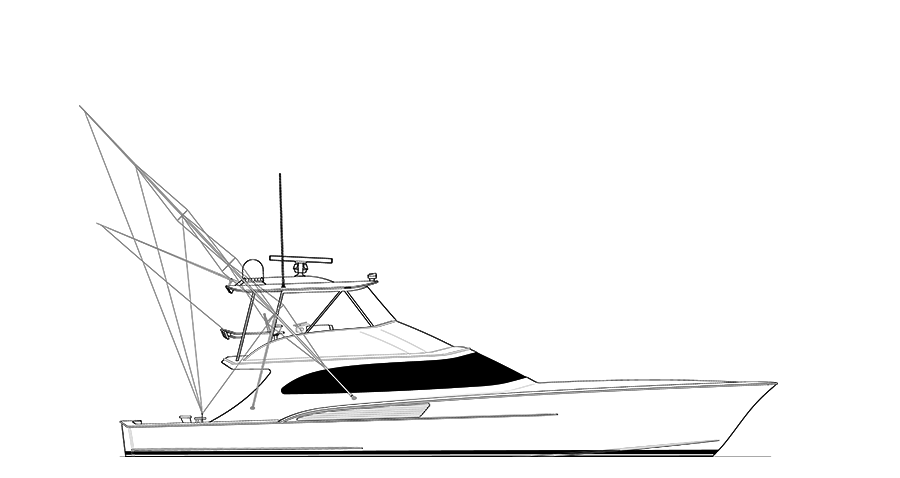 png transparent stock Custom sportfish yachts and. Yacht clipart offshore boat