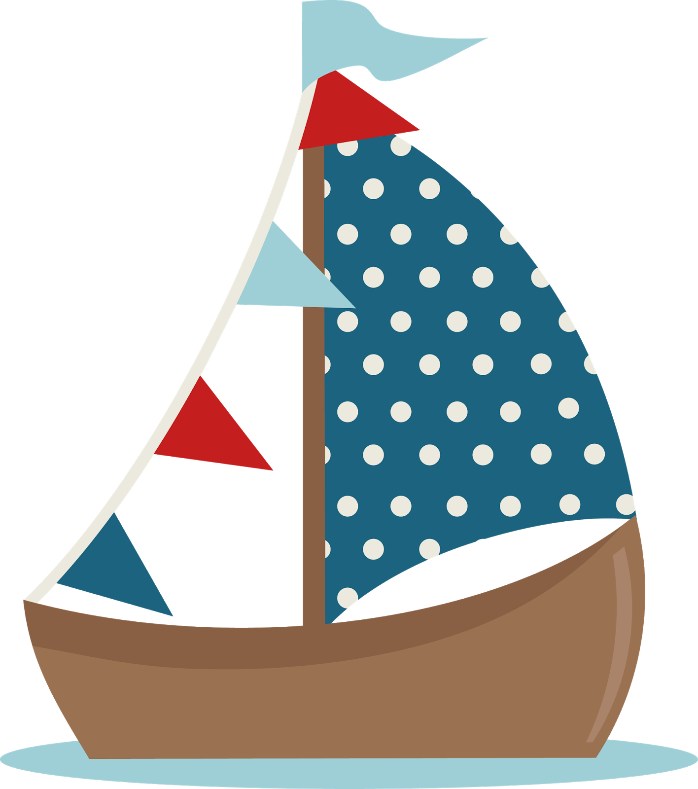picture freeuse Yacht clipart orange boat. Nautical cartoon free cute