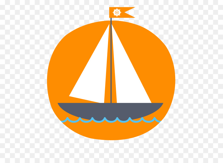 picture royalty free Free download clip art. Yacht clipart orange boat