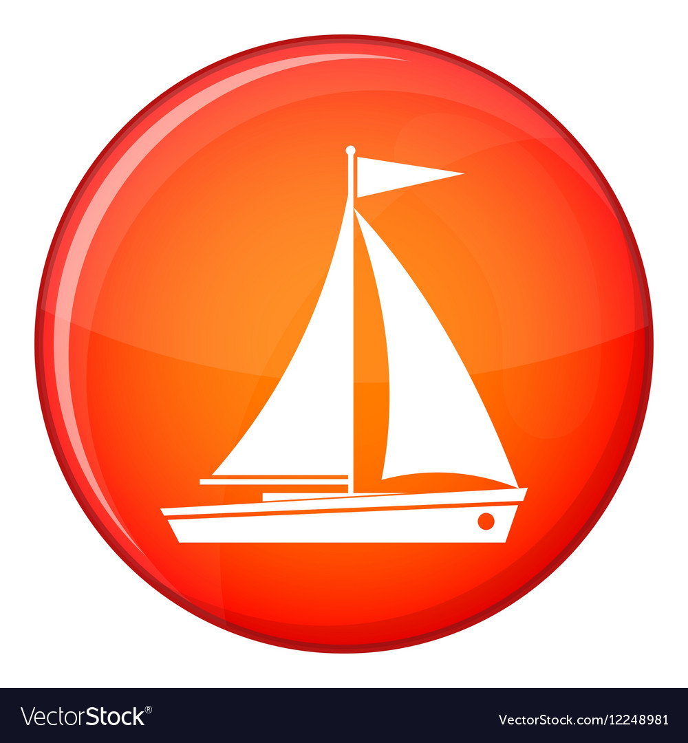graphic transparent stock Yacht clipart orange boat. X free clip art