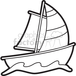 clip Yacht clipart outline. Boat royalty free images