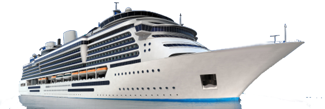 clipart Png image . Yacht clipart passenger ship