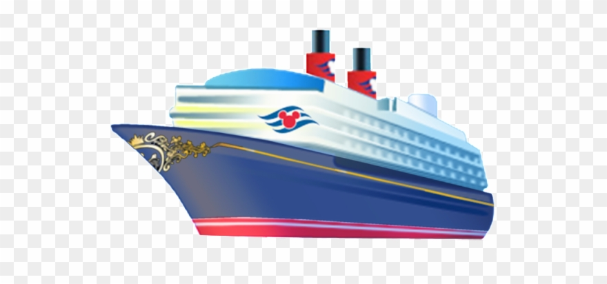 vector royalty free stock Cruise cartoon disney png. Yacht clipart passenger ship