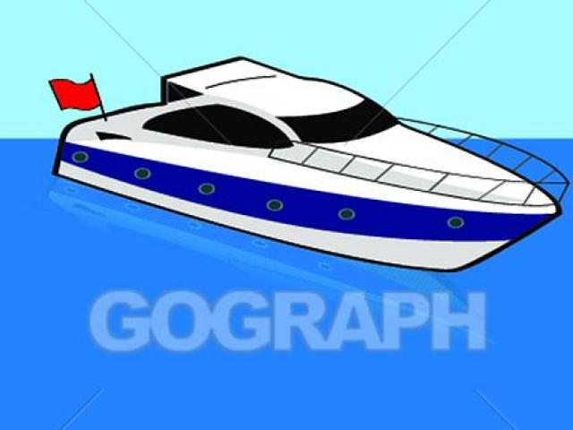 vector transparent Free download clip art. Yacht clipart police boat
