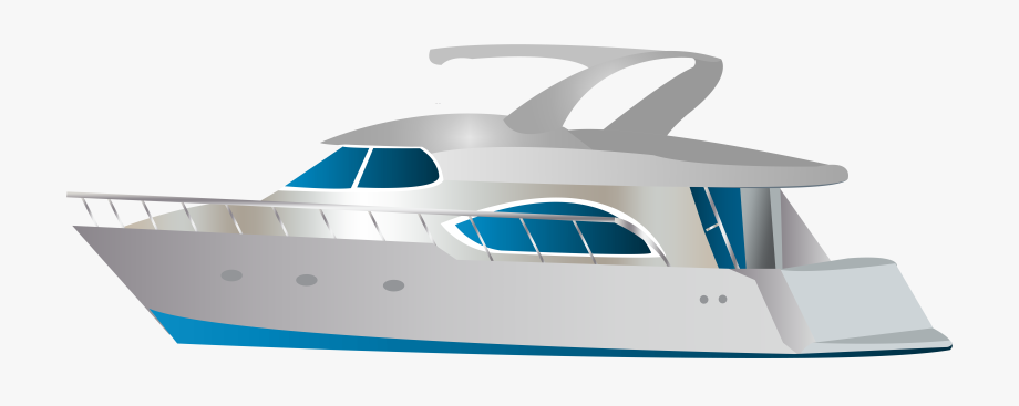 graphic black and white download Mayflower speed boat transparent. Yacht clipart powerboat