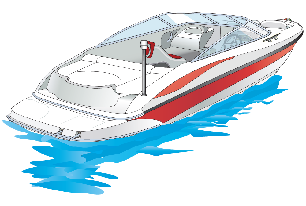 clip transparent Animation can you label. Yacht clipart powerboat