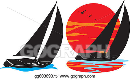 picture free library Clip art vector yachts. Yacht clipart racing boat