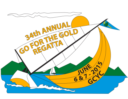 banner library stock Yacht clipart regatta. Gold country club
