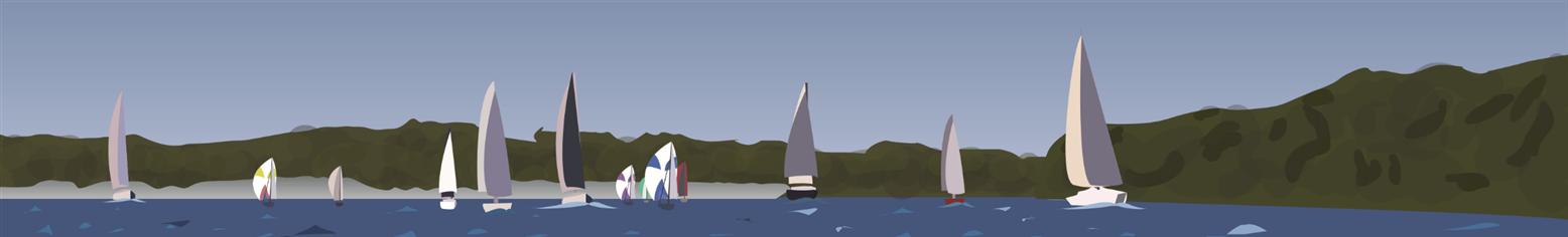 png freeuse library Yacht clipart regatta. Ontario sailing georgian bay