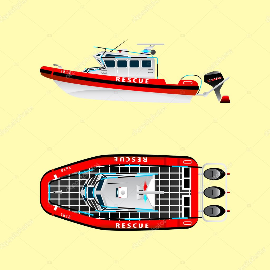 graphic library Picture . Yacht clipart rescue boat