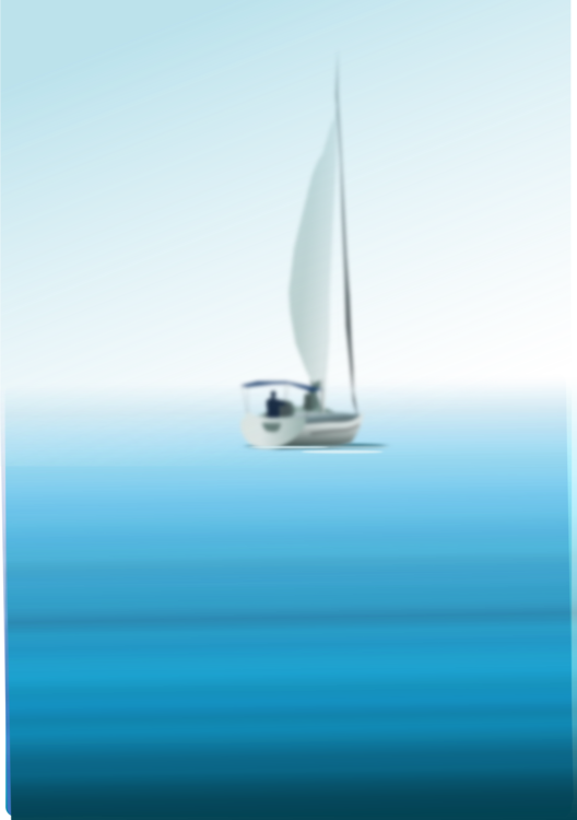 graphic stock Sailing sea free commercial. Yacht clipart sailboat