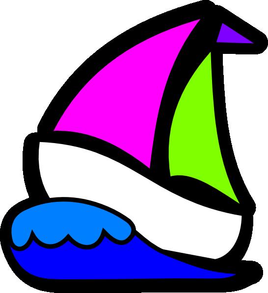 graphic royalty free library Buoyyz clip art at. Yacht clipart sailboat