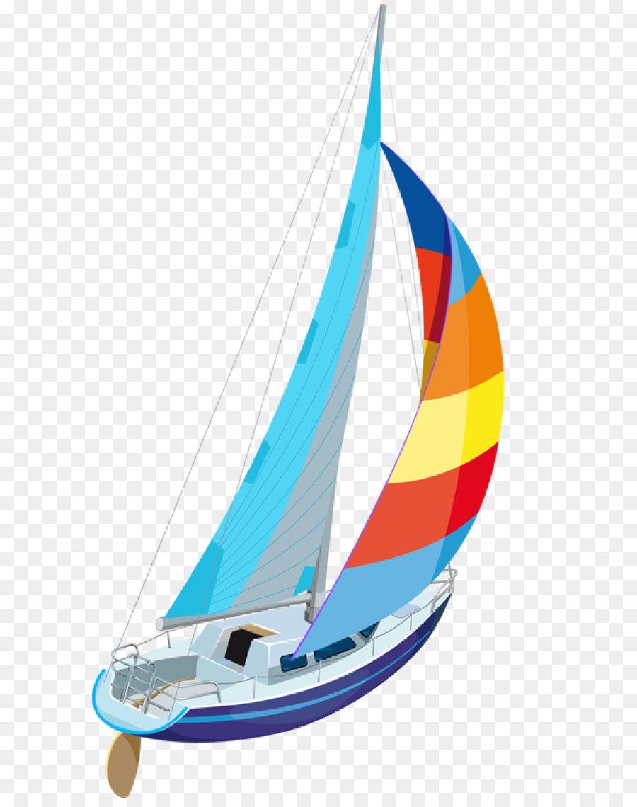 clip transparent library Yacht clipart sailboat race. Cat background sailing boat