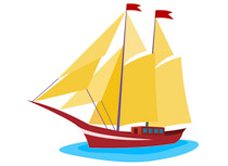 image royalty free download Yacht clipart sailing.  clipartlook