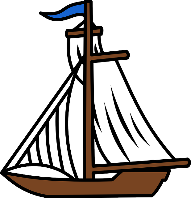 clipart library Sailboat animated frames illustrations. Yacht clipart sailing