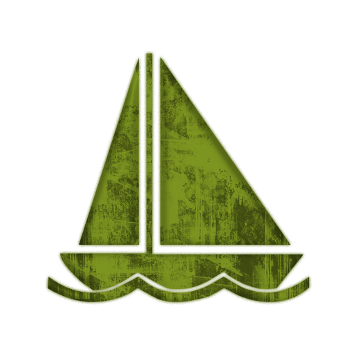 banner transparent stock Yacht clipart sailing. Boat green pencil and