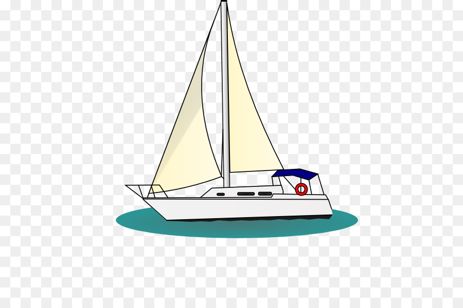 svg stock Cat background sailboat boat. Yacht clipart sailing