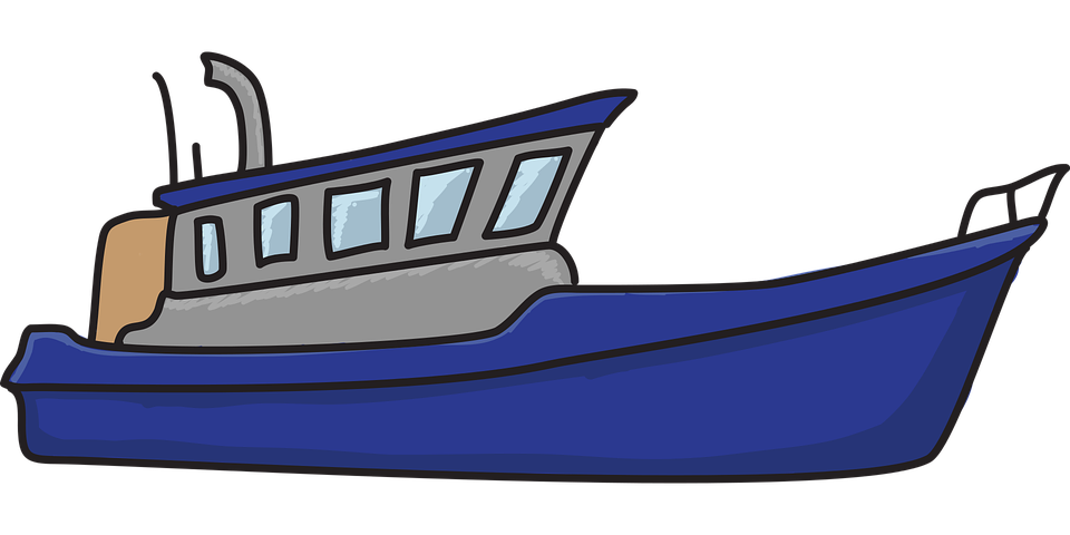 png freeuse download Horizon ocean boat free. Yacht clipart saltwater fishing