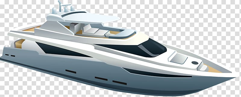 banner free library Luxury boat watercraft transparent. Yacht clipart ship