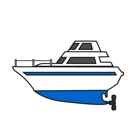banner transparent stock Yacht clipart ship. Free small cruiser boat
