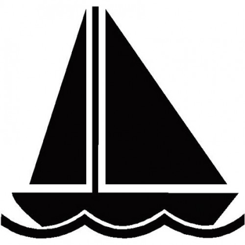 png Free sailboat download clip. Yacht clipart silhouette