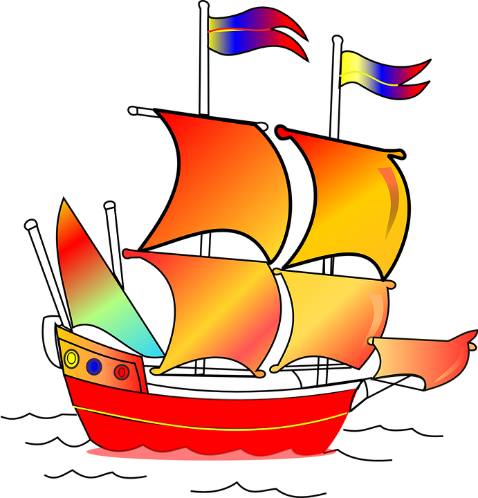 picture royalty free Yacht clipart simple boat. Cliparts shop of library