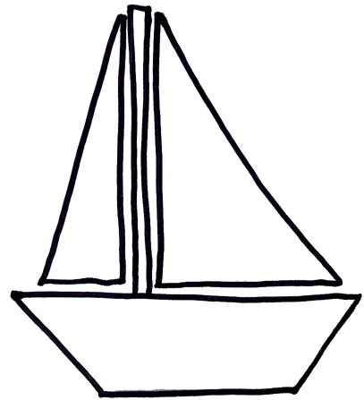 banner royalty free stock Free cliparts download clip. Yacht clipart simple boat